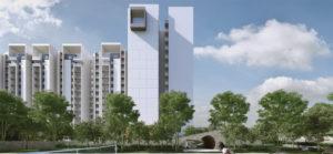 Rohan Akriti Building