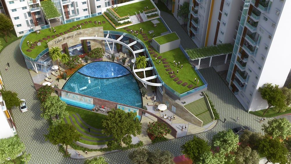 Shriram Blue Apartments
