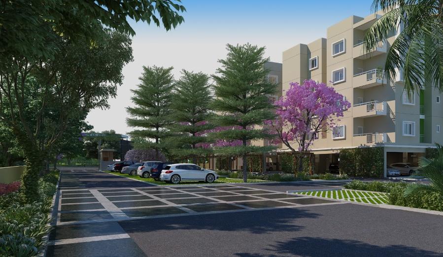 Vaishnavi Serene Bangalore Apartments